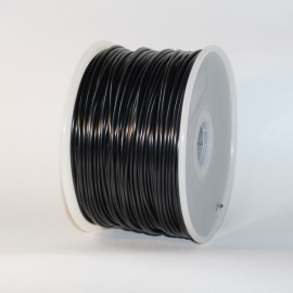 Black ABS Basic spool 1Kg