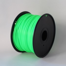Green ABS Basic 3mm spool 1Kg