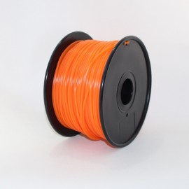 Orange ABS Basic 3mm spool 1Kg