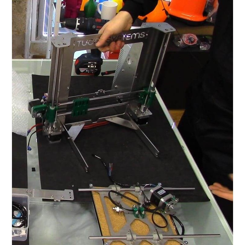 Prusa Inox BASIC - KIT 3D Printer | Filament2Print