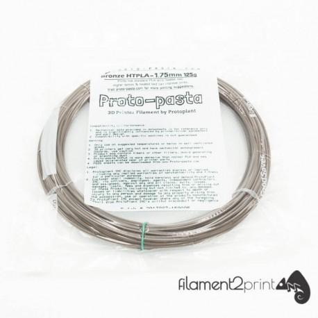 Bronze HTPLA Proto-Pasta 1.75mm 125g