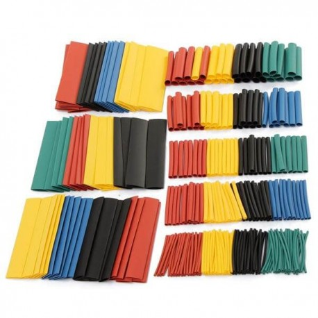Heat shrink sleeve (328 pcs)