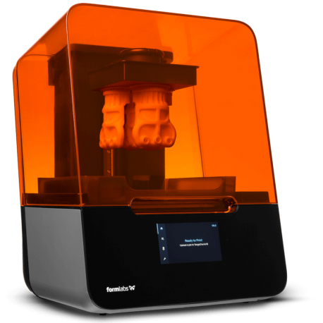 Form 3 - LFS 3D printer