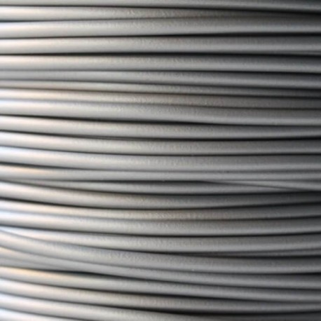 Silver ABS Basic 3mm spool 1Kg