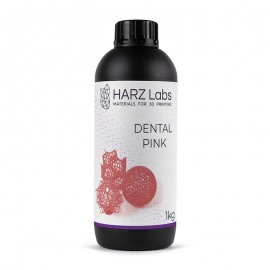 HARZ Labs Dental Pink LCD