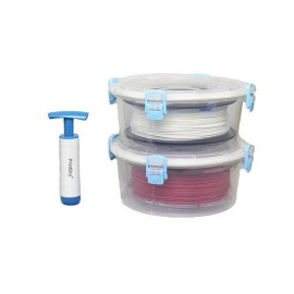 Embalagens de filamentos com selado ao vazio