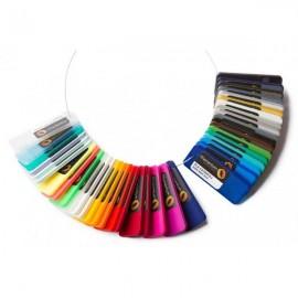 Amostrador de cores PLA Fillamentum