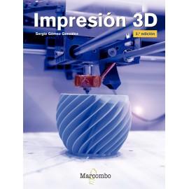 Libro de Impresion 3D de Sergio Gómez