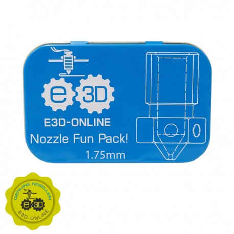 Nozzle Fun Pack E3D Original