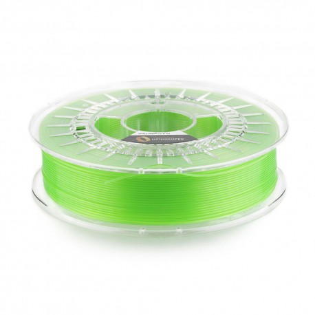 Crystal Clear Kiwi Green PLA Premium