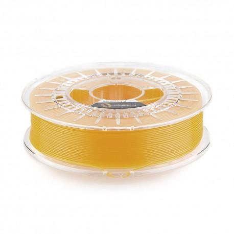 Crystal Clear Tangerine Orange PLA Premium