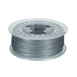 Silver PLA Basic 1.75mm spool 1Kg