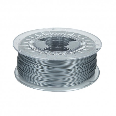 PLA Basic Prata 1.75mm bobina 1Kg