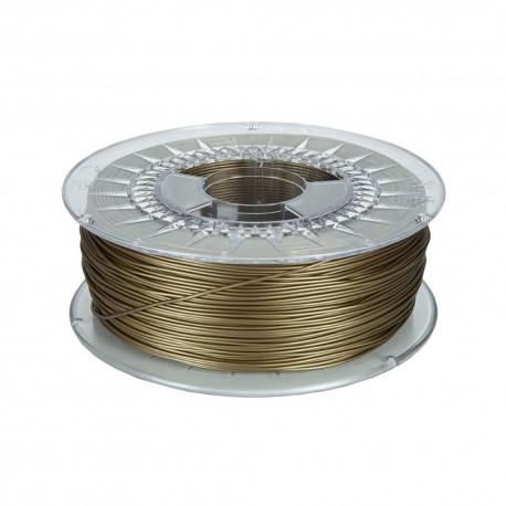 Gold PLA Basic 1.75mm spool 1Kg