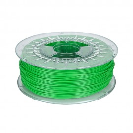 Green PLA Basic 1.75mm spool 1Kg