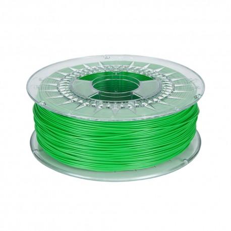 Green PLA Basic 1.75mm spool 1Kg