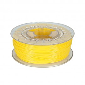 PLA Basic Jaune 1.75mm bobine 1Kg