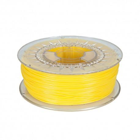 PLA Basic Amarillo 1.75mm bobina 1Kg