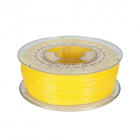Yellow PLA Basic 1.75mm spool 1Kg