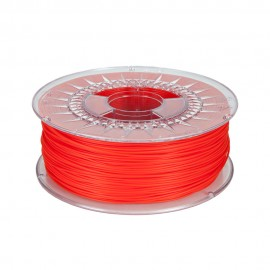 PLA Basic Rouge 1.75mm bobine 1Kg