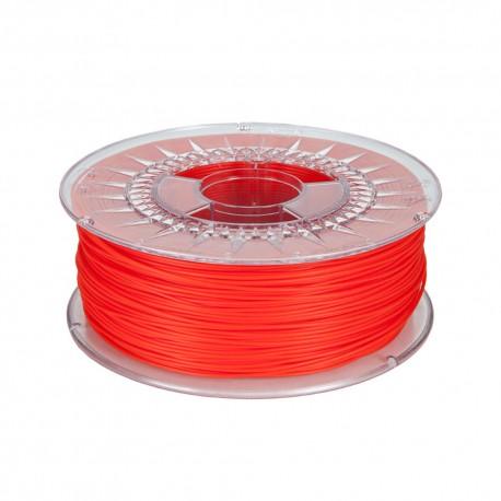 PLA Basic Rojo 1.75mm bobina 1Kg