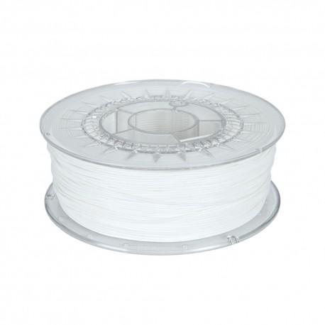 White PLA Basic 1.75mm spool 1Kg