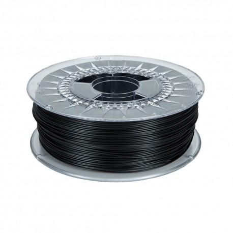 PLA Basic Preto 1.75mm bobina 1Kg