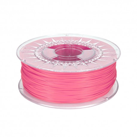 Pink ABS Basic 1.75mm spool 1Kg