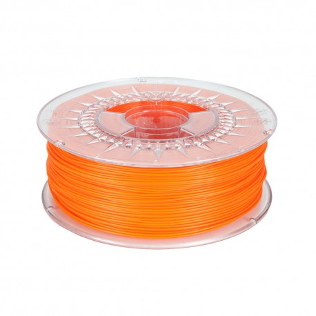 Orange ABS Basic 1.75mm spool 1Kg
