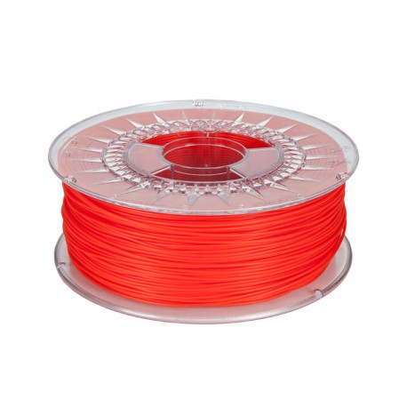 Red ABS Basic 1.75mm spool 1Kg