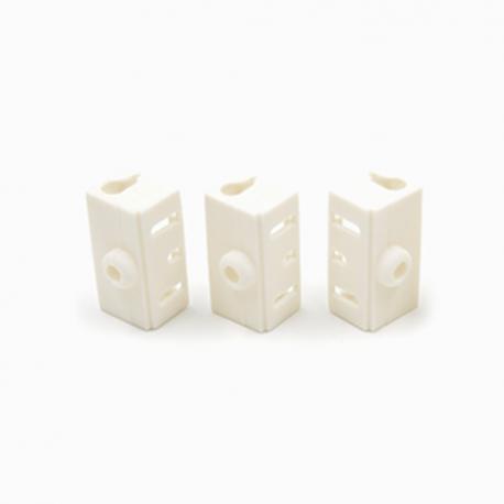 Hotend silicone socks for Raise3D E2 and Pro2 printers