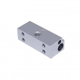 Heating block for Raise3D printers