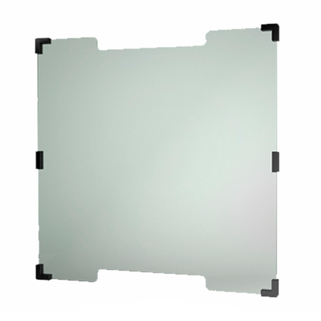 Base de cristal para Zortrax M200 Plus, M300 Plus y M300 Dual