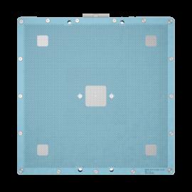 Base perfurada para Zortrax M200 Plus, M300 Plus e M300 Dual