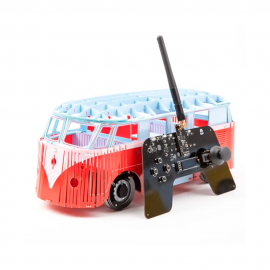 Radio control minivan kit