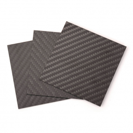 Carbon fibre sheets for Snapmaker 2.0