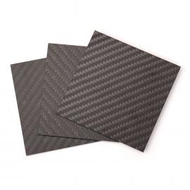 Planchas  de fibra de carbono para Snapmaker 2.0