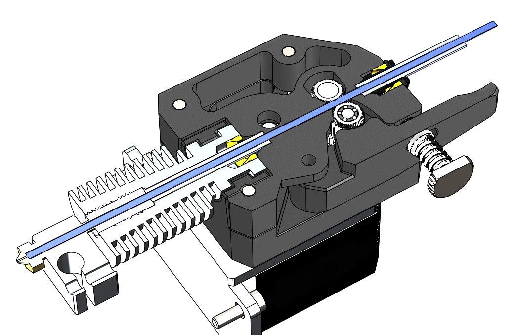Bondtech BMG Extruder | Filament2Print