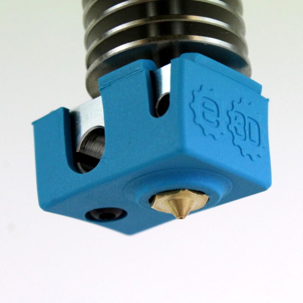Silicone para extrusora de impressora 3D