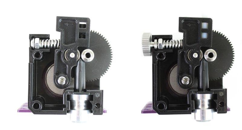Palanca de presión del filamento