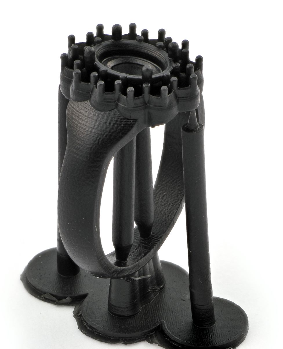 FormLabs Black Standard Resin