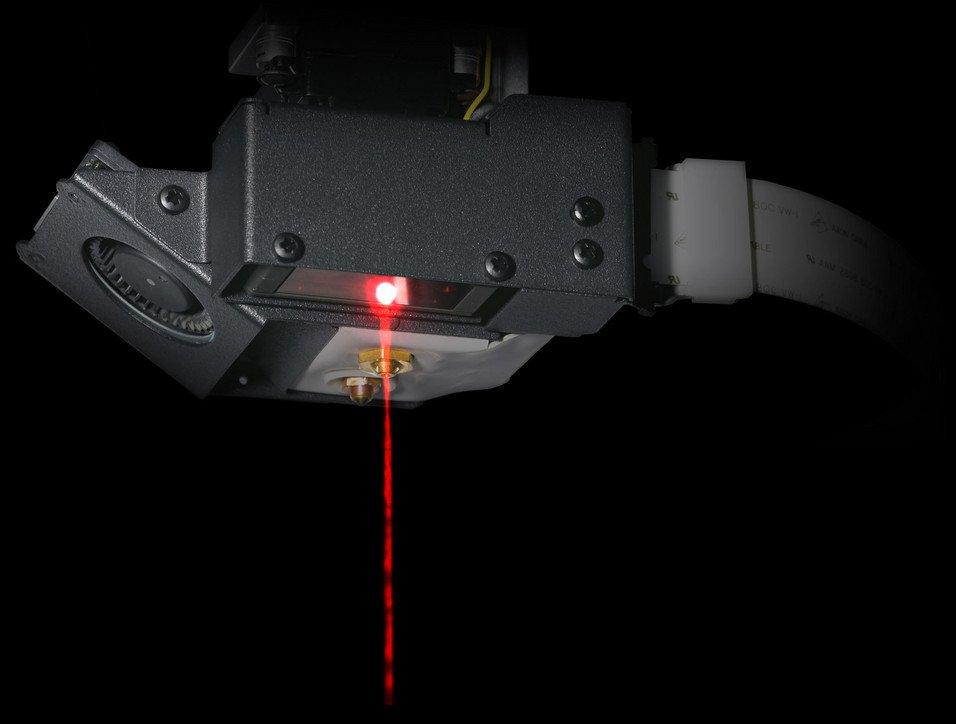 Láser precisión impresora 3D
