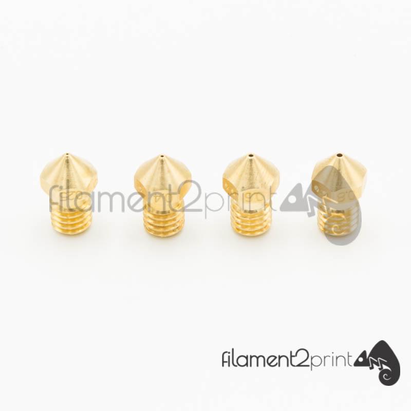 Olsson Brass nozzles range