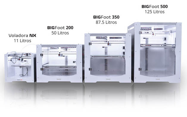 Family of 3D printers Tumaker