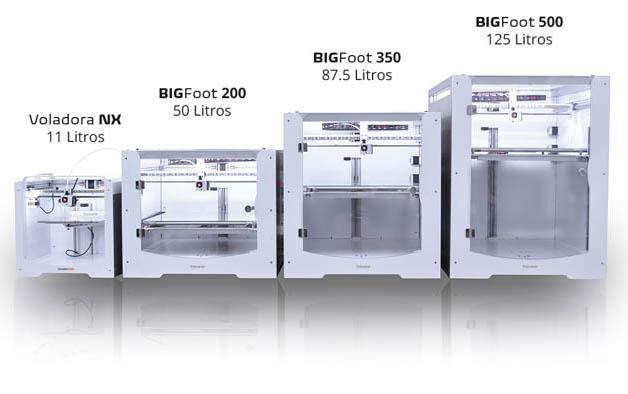 Famille d'imprimantes 3D de Tumaker