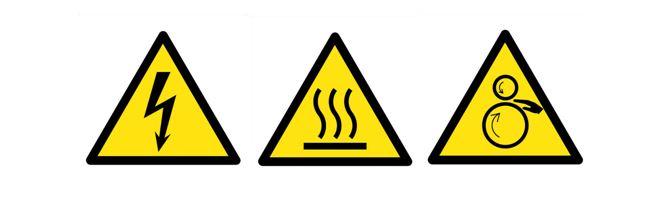 Sources d'incendie possibles