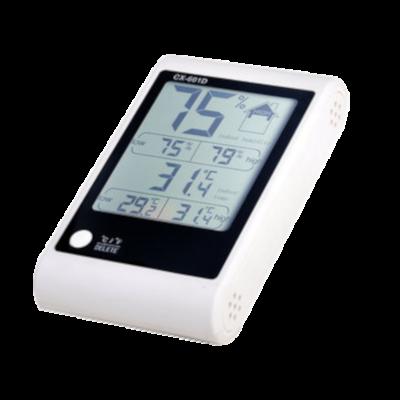 Mesureur digital d'humidité et de température
