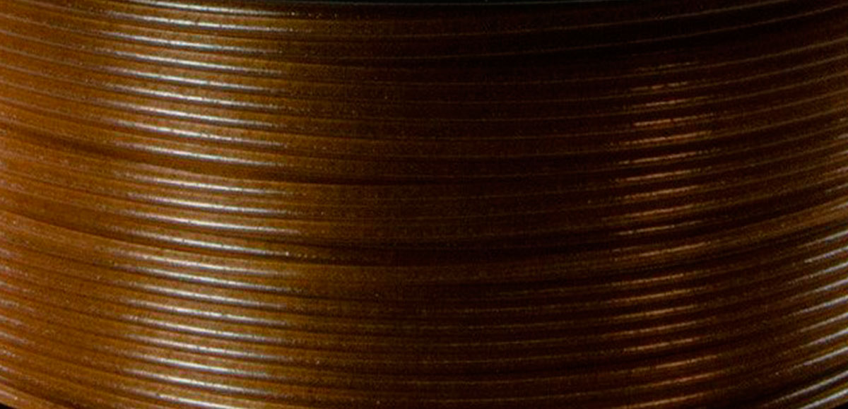 Colour and texture of the Wound filament Up™.