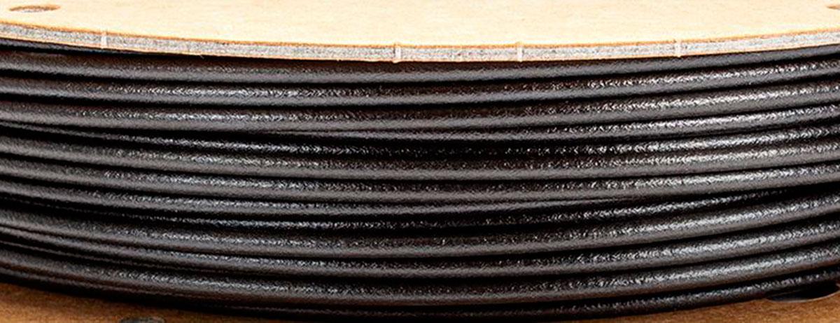 Texture of the Carbonfil filament.