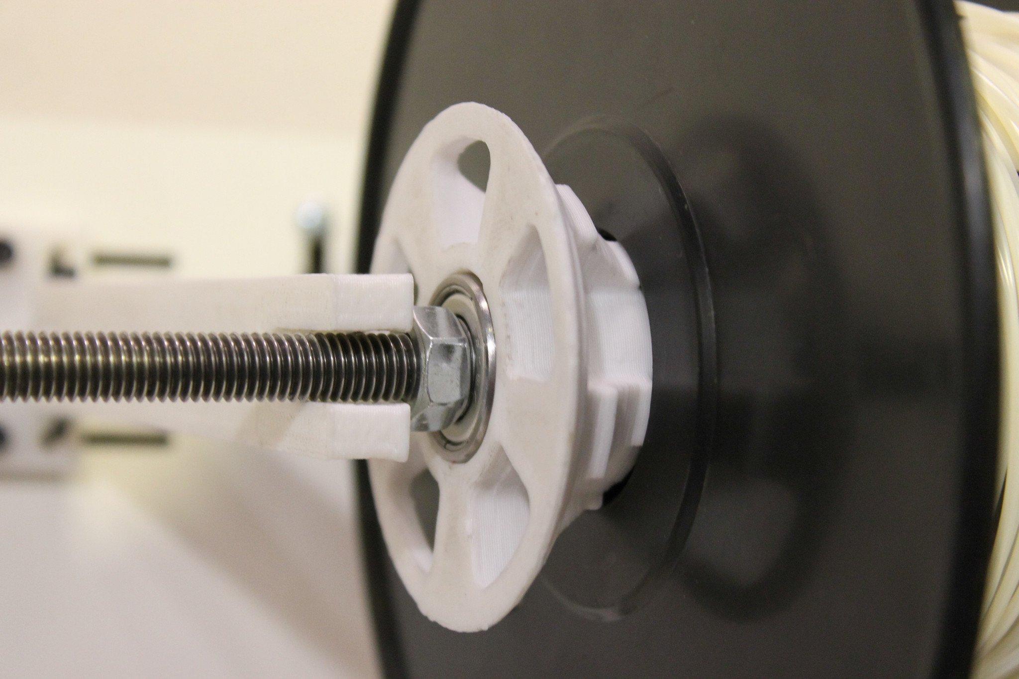 Suporte universal para bobinas de filamentos 3D